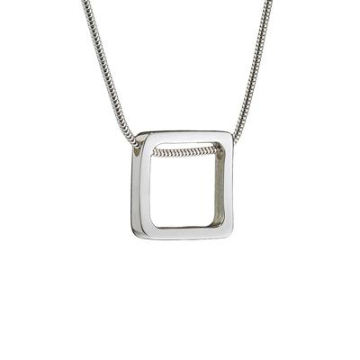 Atlantic square mini pendant