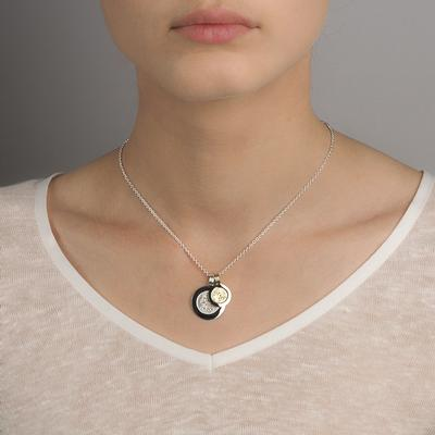 Coins Forever pendant