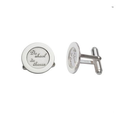 Coins Your Life cufflinks