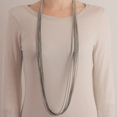 Tiziana necklace 4