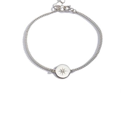 Light my way diamond bracelet