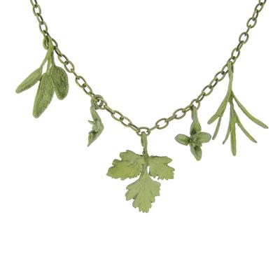 Herbs necklace