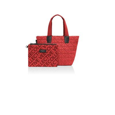 Vee Collective bag scarlet small